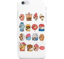 Puglie Food 3 iPhone Case/Skin