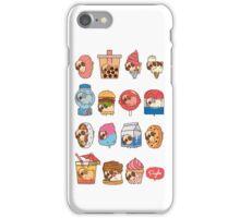Puglie Food 3 iPhone Case/Skin