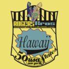 usa hawaii by rogers bros by usala