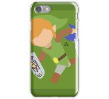 Toon Link (Classic) - Super Smash Bros iPhone Case/Skin