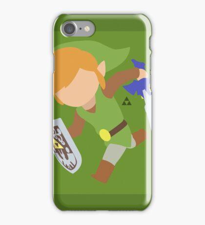 Toon Link (Classic) - Super Smash Bros iPhone Case/Skin
