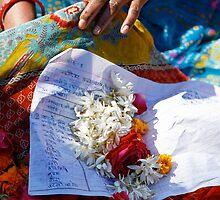 Flower Seller, Udaipur by nekineko