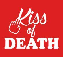 Kiss Of Death - Mario Elie by ericjohanes