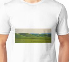 Rolling Green Pano Unisex T-Shirt
