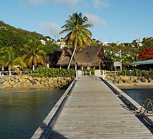Tamarind Beach Hotel & Yacht Club, Canouan, Grenadines by moor2sea