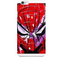 Spiderman splash iPhone Case/Skin