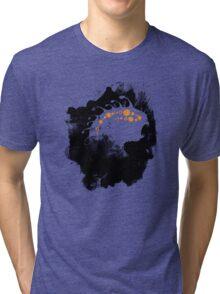 Monster in the mist 02 Tri-blend T-Shirt