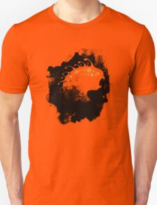 Monster in the mist 02 Unisex T-Shirt