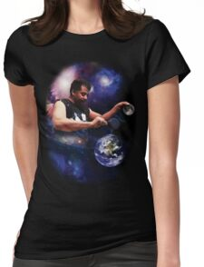 Neil Degrasse Tyson The Creator Womens Fitted T-Shirt