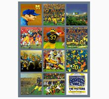 Michigan Wolverines Football Collage 2015 Unisex T-Shirt