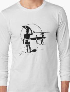 The Endless Summer - logo Long Sleeve T-Shirt