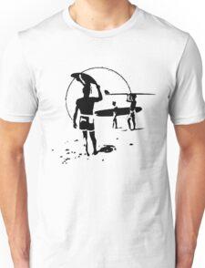 The Endless Summer - logo Unisex T-Shirt