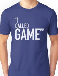 I Called Game - Paul Pierce Unisex T-Shirt