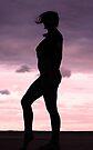 Silhouette of Jayde by Ashli Zis