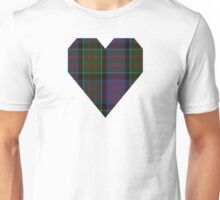 00572 MacDonald of Clanranald Tartan Unisex T-Shirt