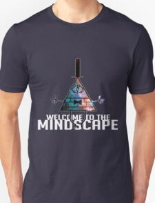 Welcome to The Mindscape -Spacey T-Shirt