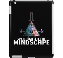 Welcome to The Mindscape -Spacey iPad Case/Skin