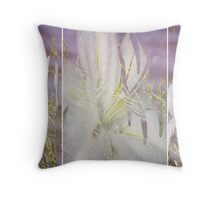 Spring is around the Corner Throw Pillow