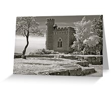 Mysterious Rennes Le Chateau Greeting Card