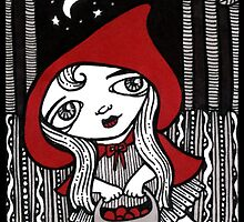 Little Red  by Anita Inverarity