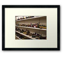My Favourite Shop Framed Print