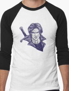 Future Trunks Men's Baseball ¾ T-Shirt