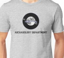 Luna University Archaeology Department Unisex T-Shirt