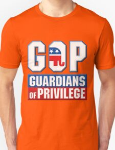 GOP - Guardians of Privilege T-Shirt