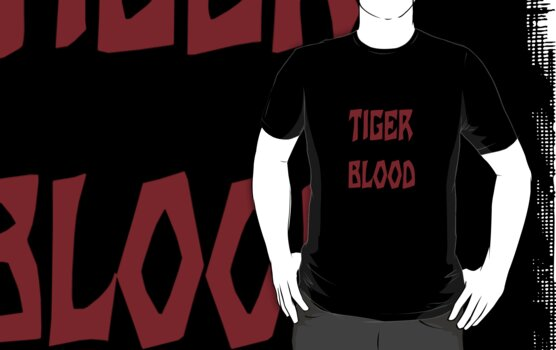 Tiger Blood by Paul Gitto