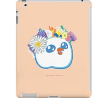 Pandabird in Spring - Orange! iPad Case/Skin