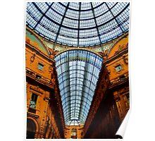 Galleria Milano #2 Poster