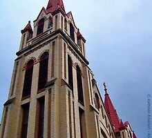 St. Matthew's Church - Kalispell, Montana (USA) by rocamiadesign