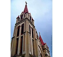 St. Matthew's Church - Kalispell, Montana (USA) Photographic Print