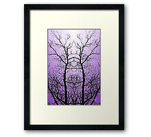 Abstract World 4.1 Framed Print