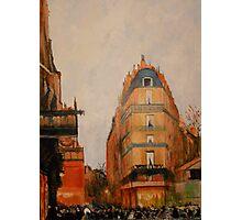 Le Grande Boulevard from Luigi Loir 1888 Photographic Print