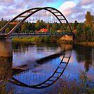 Skymnäs at Klarälven by Jo Nijenhuis