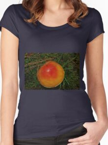 A bright find, Tasmania Women's Fitted Scoop T-Shirt