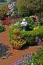Which way through the garden by Margaret  Hyde