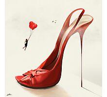 Stiletto Photographic Print