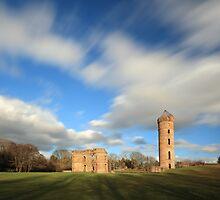 Eglington Castle by Grant Glendinning