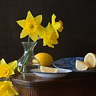 Daffodils and Lemons by Colleen Farrell
