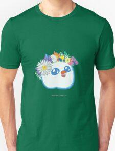 Pandabird in Spring - Green! Unisex T-Shirt