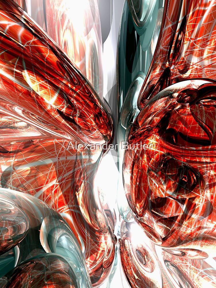 The Blood Divide  by Alexander Butler