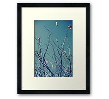 You're The Air That I Breathe Framed Print