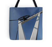 19th Centry Crane - Newbury Warf Tote Bag