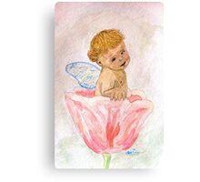 Fairy Daycare Canvas Print