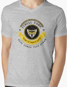 Tyrell Corporation Crest Mens V-Neck T-Shirt