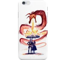 Water & Fire iPhone Case/Skin