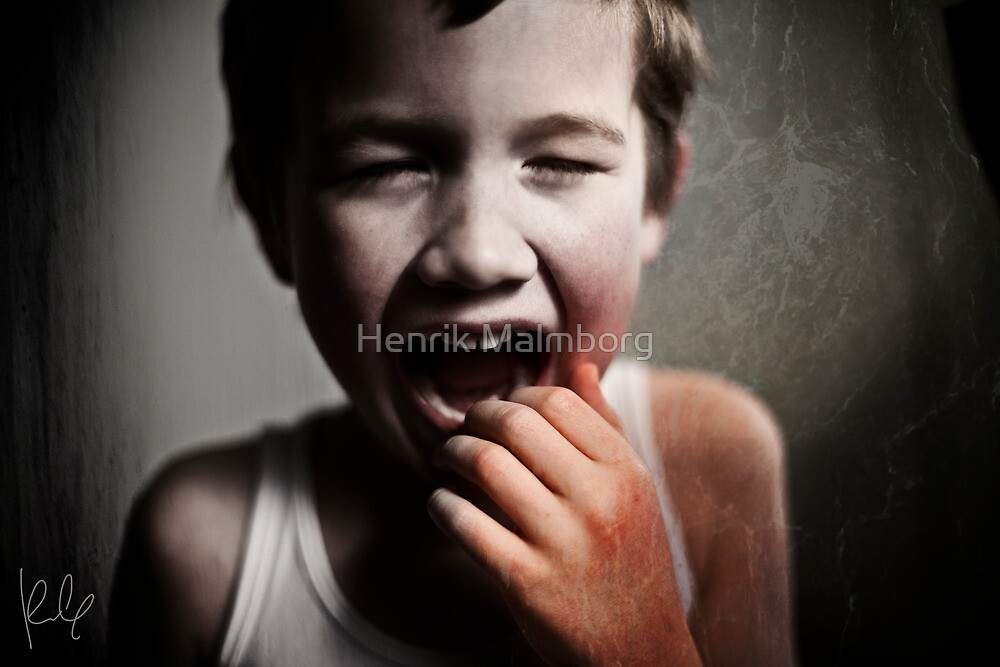 Growing Up (II) by Henrik Malmborg