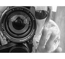 03-06-11:  Teamwork. Bang. Photographic Print
